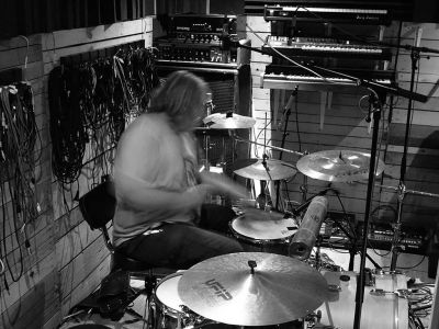 WE ARE BIRDS - Studio - Dimitri Reverchon - Drums