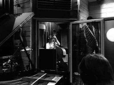 WE ARE BIRDS - Studio - Emmanuel Soulignac - Contrebasse