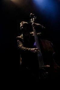 WE ARE BIRDS - Live Somewhere stage - Emmanuel Soulignac - Contrebasse