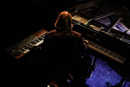 WE ARE BIRDS - Live Somewhere stage - Tuomas A. Turunen - Piano